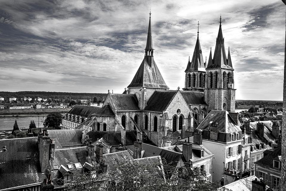 Quelques lieux spéciaux à découvrir dans la ville de Blois