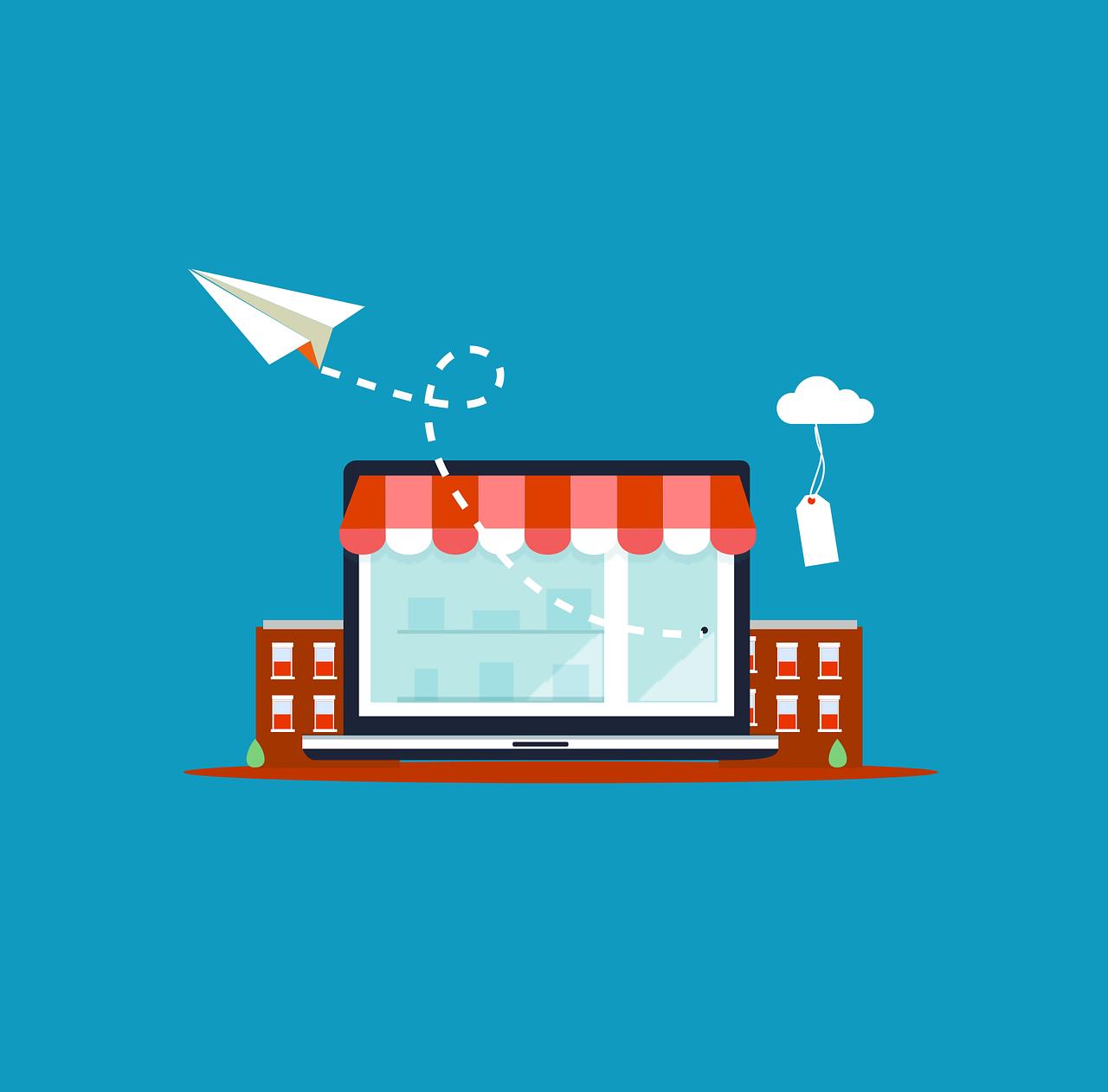 Achat et commerce en ligne, un mouvement de plus en plus explosif